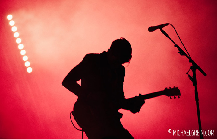 See full photo gallery of Artic Monkeys live at Hurricane Festival 2013