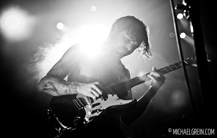 See full photo gallery of Biffy Clyro live at Schlachthof Wiesbaden 2013