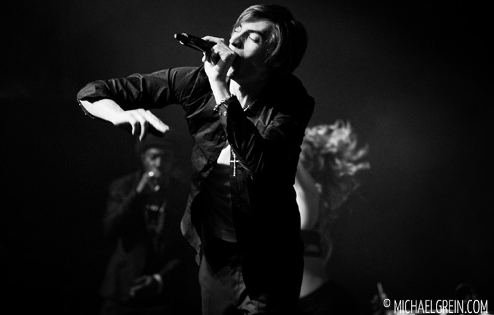 See full photo gallery of Caligola live at Gibson Club in Frankfurt a.M. 2012