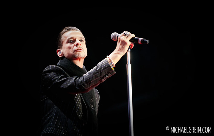 See full photo gallery of Depeche Mode live at Commerzbank Arena  Frankfurt a.M. 2013