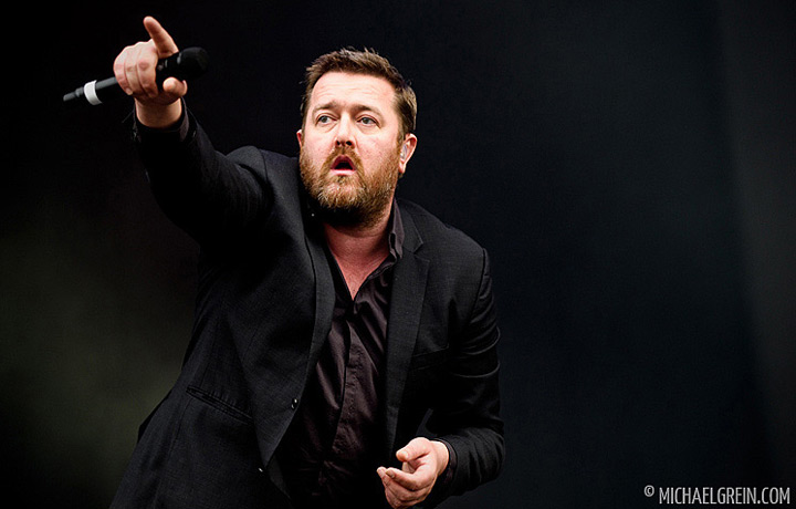 See full photo gallery of Elbow playing live at Pinkpop Festival 2011