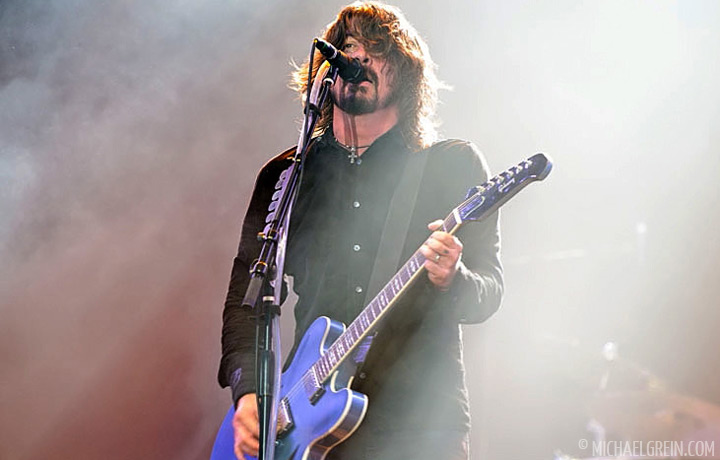 See full photo gallery of Foo Fighters playing live at Pinkpop Festival 2011