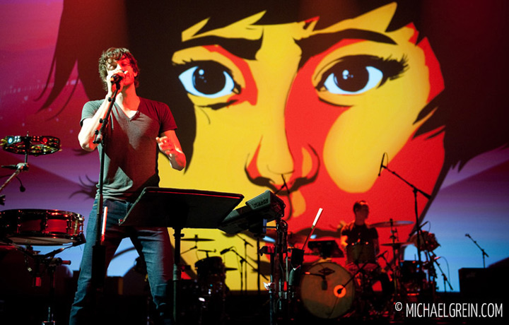 See full photo gallery of Gotye live at Jahrhunderthalle Frankfurt 2012
