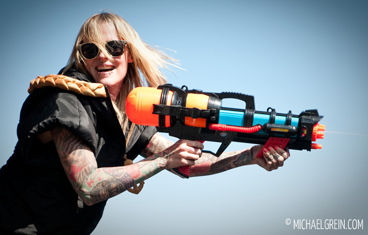 See full photo gallery of Jennifer Rostock playing live at Hurricane Festival  2012