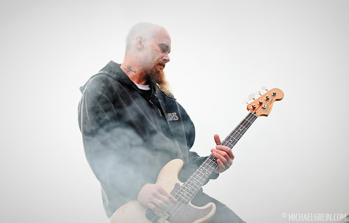 See full photo gallery of Kyuss Lives! playing live at Dour Festival 2011