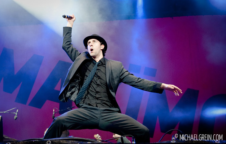 See full photo gallery of Maximo Park playing live at Rock am Ring  2012