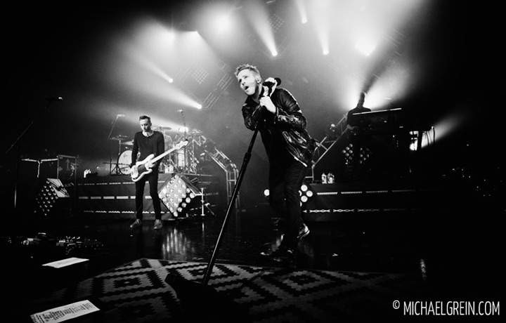 See full photo gallery of OneRepublic live at Capitol Offenbach 2013