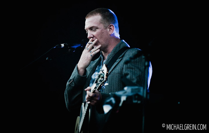 See full photo gallery of Queens of the Stone Age  live at Hurricane Festival 2013