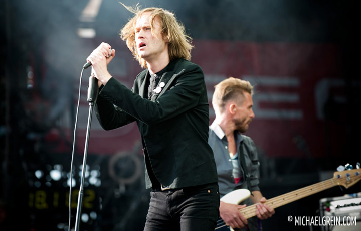 See full photo gallery of Refused playing live at Rock am Ring  2012