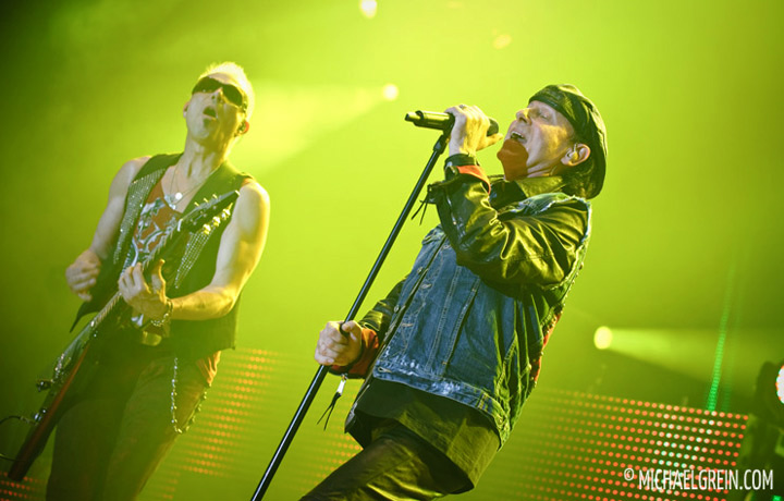 See full photo gallery of Scorpions playing live at Festhalle Frankfurt 2012