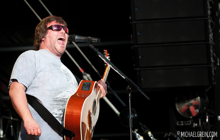 See full photo gallery of Tenacious D playing live at Rock am Ring  2012