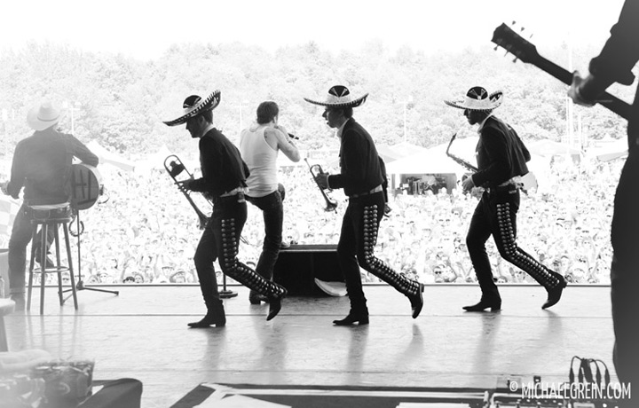 See full photo gallery of The BossHoss playing live at Pinkpop Festival 2012