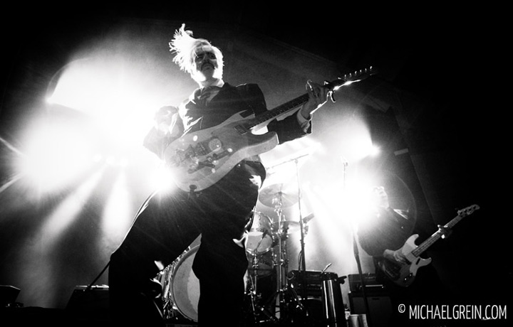 See full photo gallery of Triggerfinger live at Schlachthof in Wiesbaden 2013