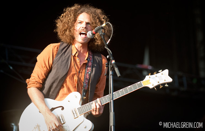 See full photo gallery of Wolfmother playing live at Hurricane Festival  2012